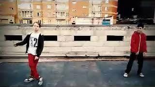 Пот танцовка под песню Jarry ICE