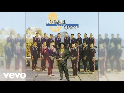 Juan Gabriel - Me Gustas Mucho (Cover Audio)