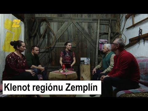 FOLKLÓR NA ZEMPLÍNE<br />FS Zemplín