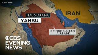 U.S. brings squadron to Saudi Arabia as tensions rise with Iran