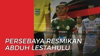 Persebaya Surabaya Resmi Perkenalkan Abduh Lestaluhu sebagai Pemain baru