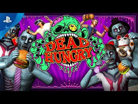 PixelJunk VR Dead Hungry – Announce Trailer | PS VR thumbnail