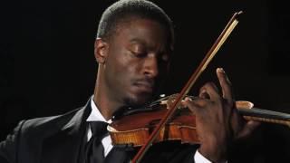 Leverage -  Hardison plays Scheherazade violin solo