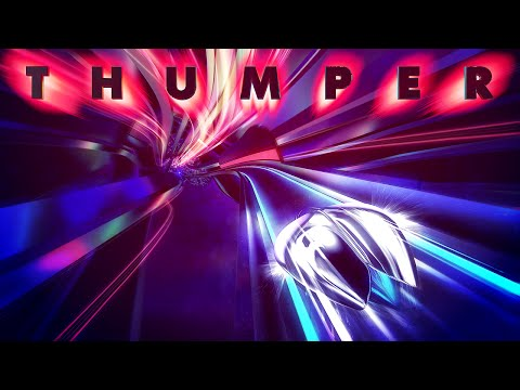 Thumper - Rhythm Hell Gameplay Trailer | PS4 PSVR STEAM thumbnail
