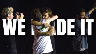 we made it || harry & louis
