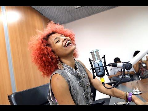Rapper Kessidy Kess na Rádio Assembleia 89,5 FM