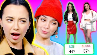 Who Wore it Better? Sister VS Sister Style Challenge w/ the Merrell Twins