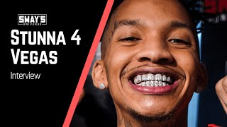 """Stunna 4 Vegas Talks Making Money, New Album """"Rich Youngin"""" Working with DaBaby and Freestyles"""