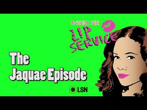Angela Yee's Lip Service: Jaquae