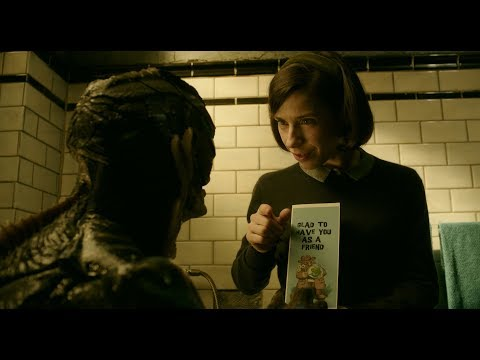 THE SHAPE OF WATER Behind The Scenes Featurettes