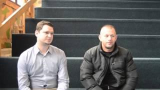 Rozhovor: Ilja Škondrič o zápase Miroslava Štrbáka s Akihirom Gonom