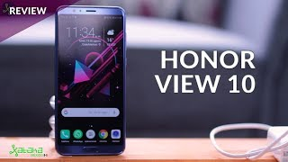 Honor View 10, experiencia de uso: el regreso de la empresa china a México