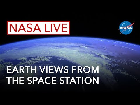 24 7 Live Stream From The ISS