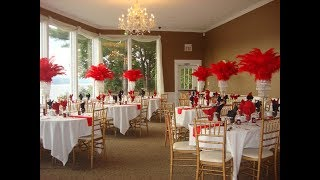 Masquerade Themed Sweet 16 At The Riverview Hastings On Hudson