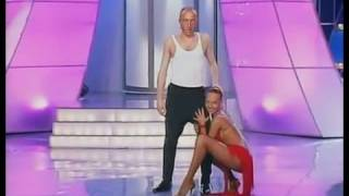Смотреть онлайн Лучшее выступление «Максимум» в 2008: бальные танцы