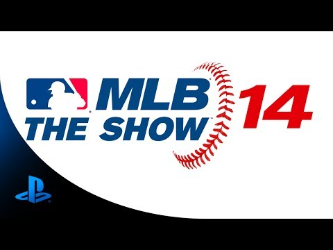 MLB 14 The Show Commercial for PlayStation 4 (PS4) (2013 - 2014) (Television Commercial)