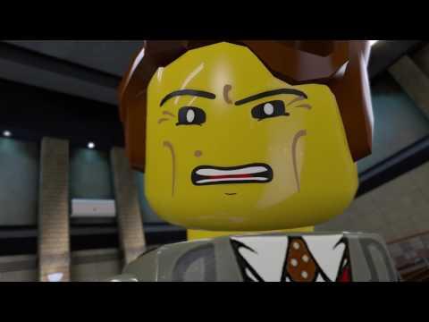 Warner Bros Lego City Undercover (Switch, ML)
