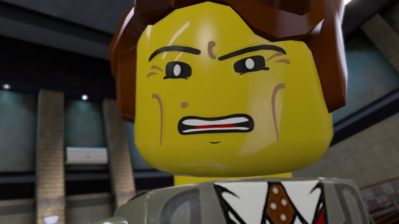 LEGO City Undercover Gets Announced For The Switch