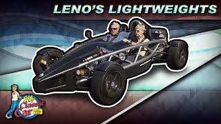 Jay Leno's High Performance Sports Cars