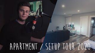 My New Apartment / Setup! (December | 2020)