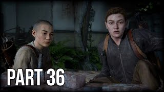The Last of Us 2 - 100% Walkthrough Part 36 [PS4 Pro] – Chapter 7: Seattle Day 2 - Descent