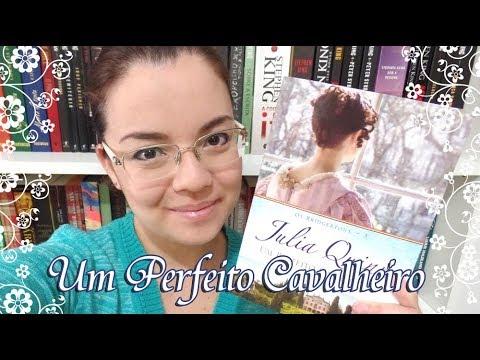 Livro - Um Perfeito Cavalheiro (Julia Quinn)