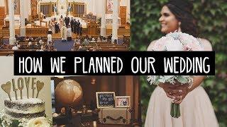 HOW WE PLANNED OUR WEDDING | Karen Harris Makeup