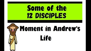 # A Moment in Andrew's Life