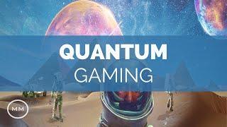Quantum Gaming - Increase Reaction Time / Heighten Senses - Binaural Beats - Gaming Music