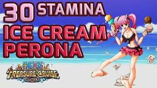 Walkthrough for 30 Stamina Ice Cream Perona Fortnight [One Piece Treasure Cruise]