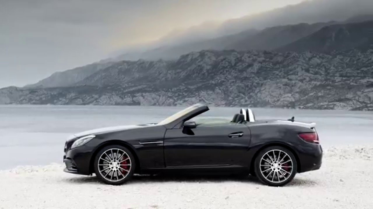 mercedes amg slc 43 roadster. Black Bedroom Furniture Sets. Home Design Ideas
