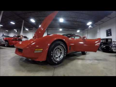 Video of '80 Corvette - LTY8