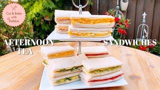 AFTERNOON TEA SANDWICHES RECIPE