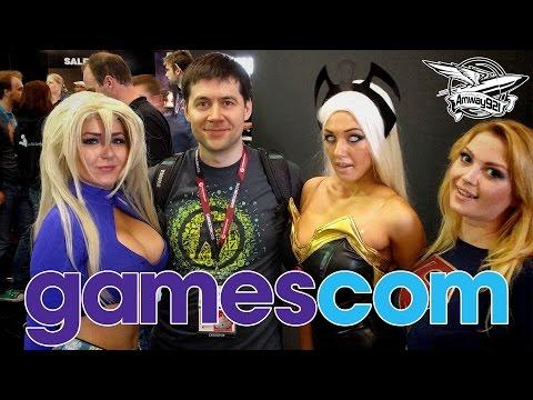 Gamescom 2016 - Влог