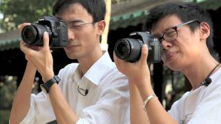 Canon 1100D vs 2nd-hand Canon 40D