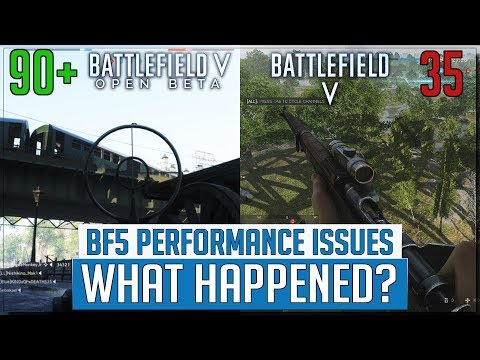 BFV dropping fps, microlags    - Page 2 — Battlefield Forums