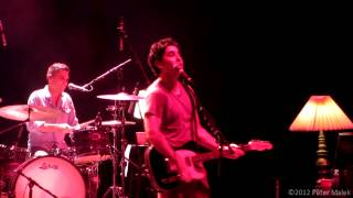 Joshua Radin - The Ones With The Light & Where You Belong (Live)