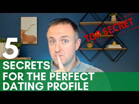 5 Secrets to Write the Perfect Online Dating Profile