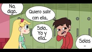 Starco-Jueves De Amigos Comic Parte 1