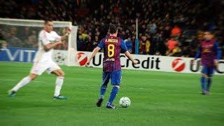 Andrés Iniesta – The Art of Passing
