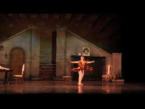 BYU Theatre Ballet and BYU Philharmonic present Prokofiev's Cinderella Feb. 10-12