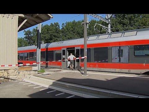 Ελβετία: Επίθεση με μαχαίρι και εύφλεκτο υγρό σε τρένο