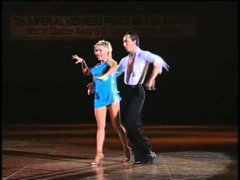 YouTube International Latin Cha Cha video thumbnail