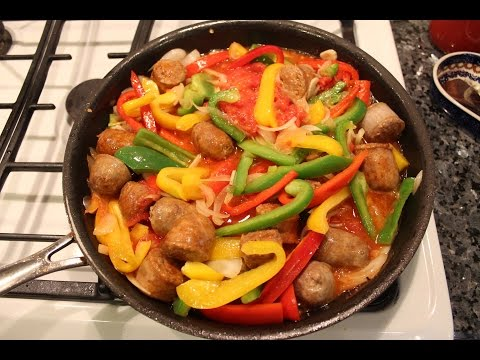 Sausage and Peppers Recipe – OrsaraRecipes