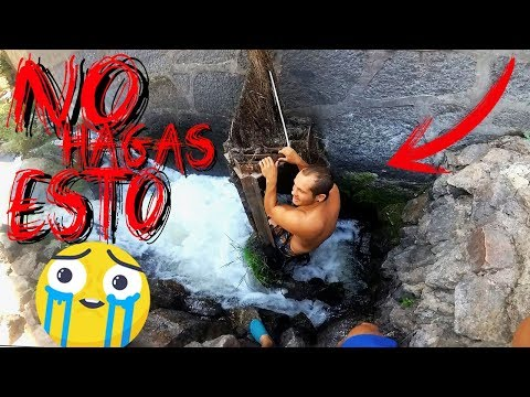 UN JACUZZI NATURAL💦 / Alfon WHAT Summer vlogs!
