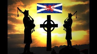 🎵💥Flowers Of The Forest💥Royal Scots Dragoon Guards💥🎵