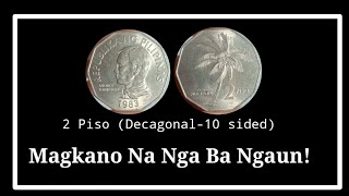 2 Piso 1983 Coin,HALAGA/ VALUE ALAMIN NA!