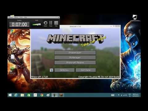 Download Como Descargar E Instalar Minecraft Con Todas Las Versiones (Incluye Java 1.7.0) - By JuanGamer556 HD Mp4 3GP Video and MP3