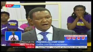 Wanachama wa Maendeleo Chap Chap wafanya kongamano la kitaifa Kasarani