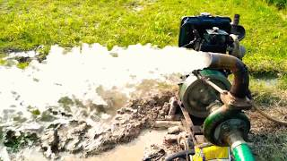 High Pressure Water Pump || Disel Engine For Agriculture